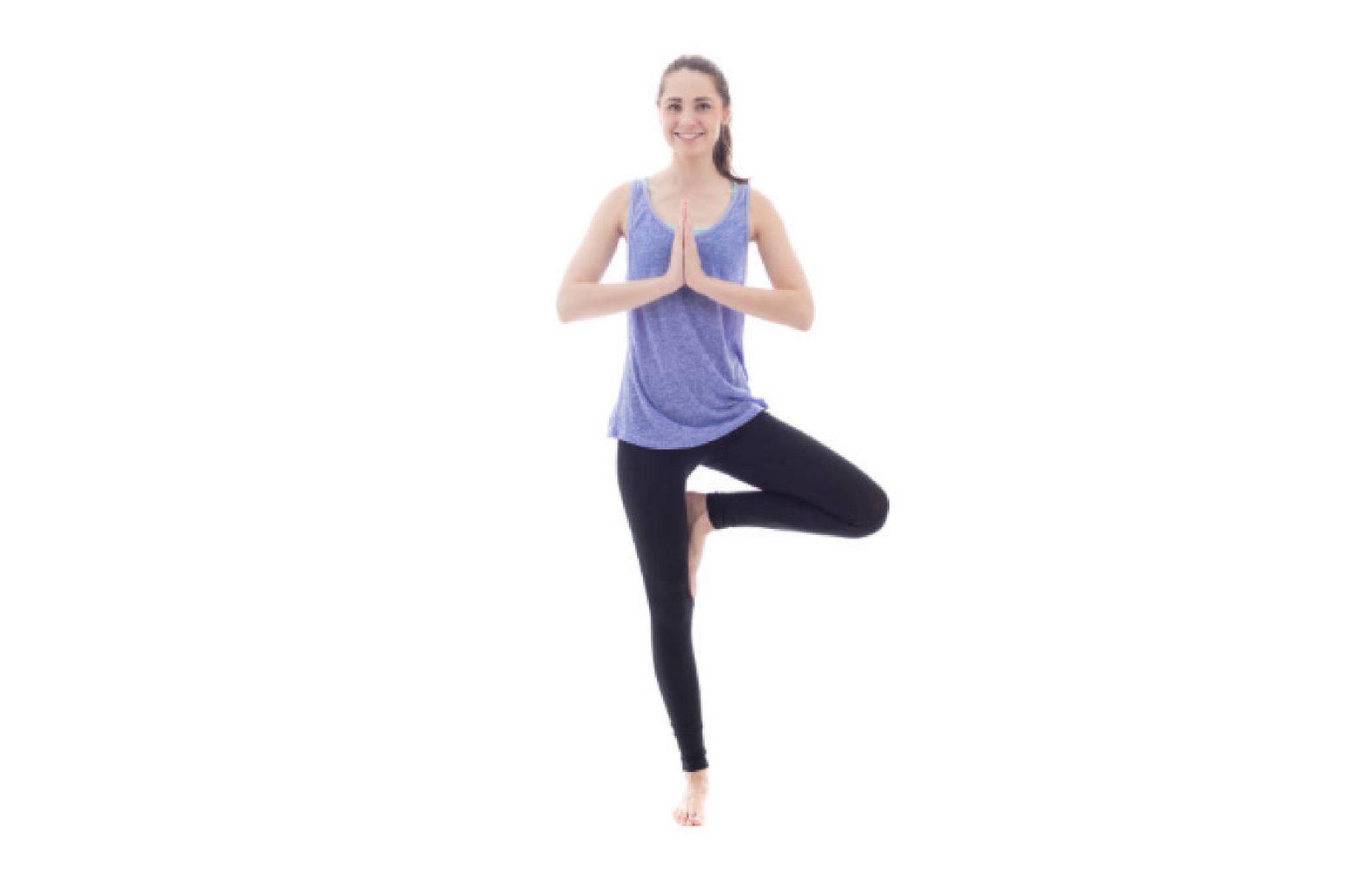 yoga tree poses