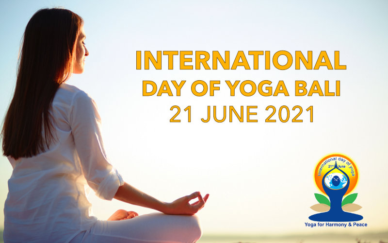 international yoga day event