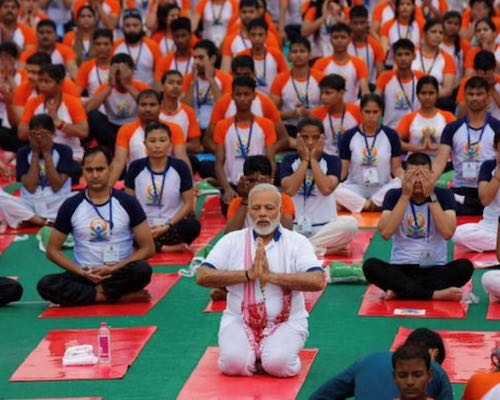 international yoga day explained